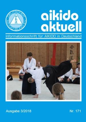 """Neues """"aikido aktuell"""" 3/2018 ist erschienen"""