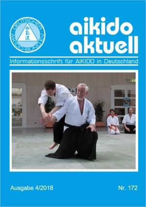 """Neues """"aikido aktuell"""" 4/2018 ist erschienen"""