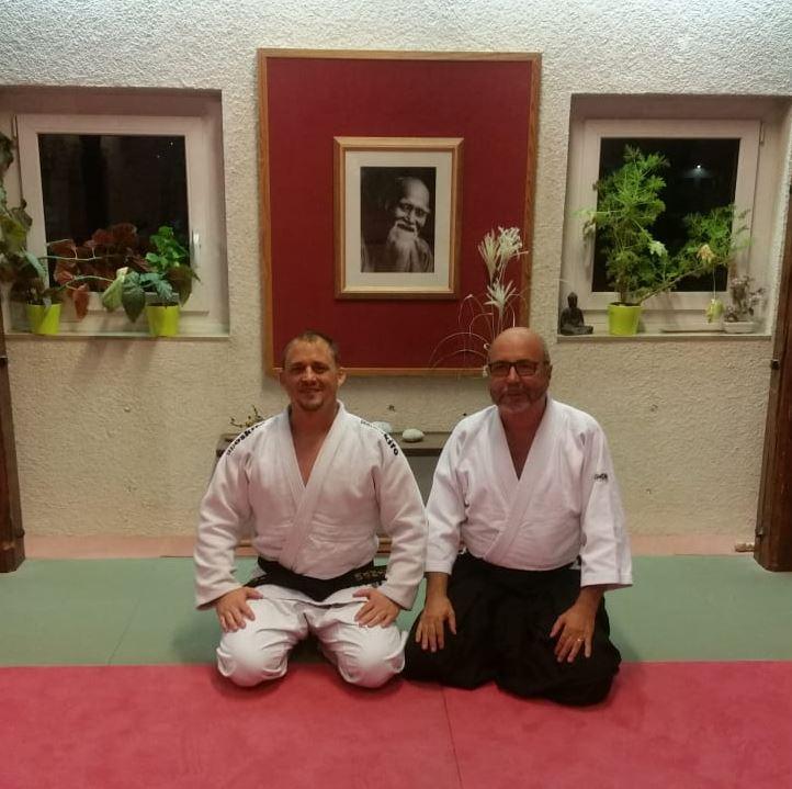 Aikido meets Judo