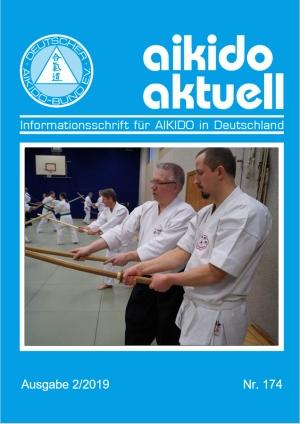 """Neues """"aikido aktuell"""" 2/2019 ist erschienen"""