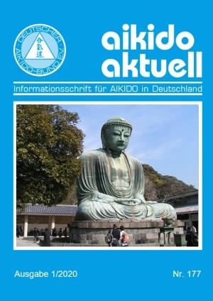 """Neues """"aikido aktuell"""" 1/2020 ist erschienen"""
