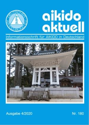 """Neues """"aikido aktuell"""" 4/2020 ist erschienen"""